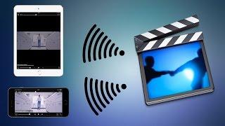 как передать видео с айфона на айпад