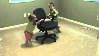 Children Spinning Office Chair