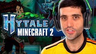 Esse jogo vai ser o Minecraft 2? Novo jogo Hytale