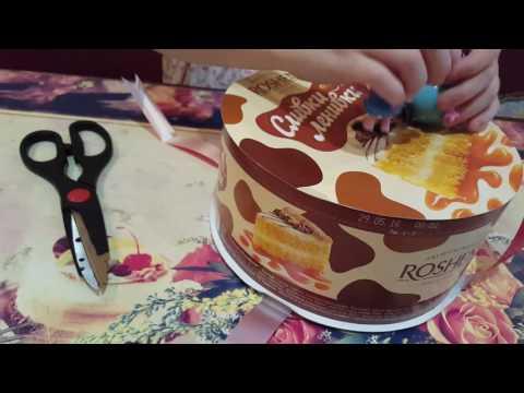 Торт сливки ленивки для джорджа Свинка Пеппа