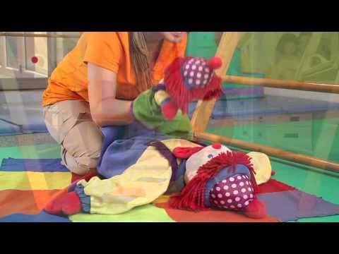 El baile de Gymbo para nuestros bebes de Nivel 1