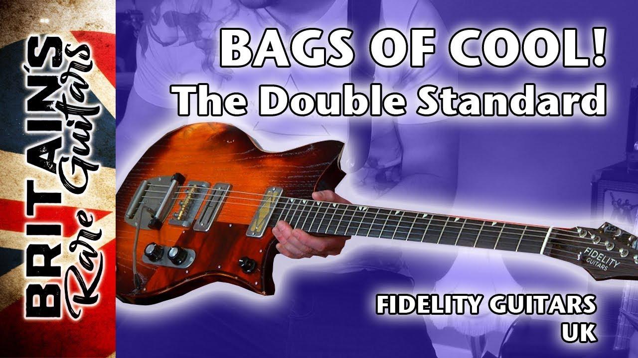 Britain's Rare Guitars - Double Standard Rundown