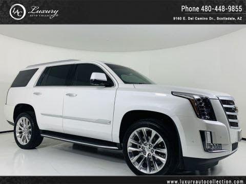 #2727 | 2017 Cadillac Escalade 4WD Luxury | For Sale Scottsdale, AZ