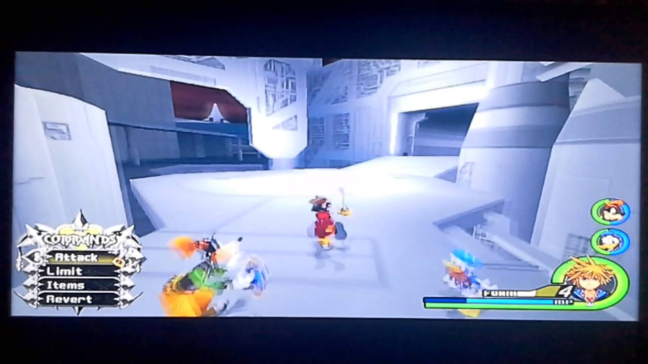 EASIEST Limit Form Level Up - Kingdom Hearts HD 2.5 ReMIX! - YouTube