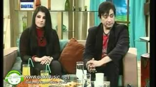Ahmed Jahanzeb Sang Live