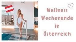 WELLNESS WOCHENENDE MIT VALE 😍🧖🏼♀️🥂 Romantikhotel GMACHL in Österreich