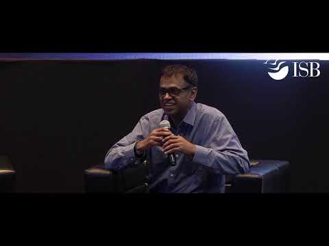 Technology Tomorrow – Keynote Panel at the ISB Leadership Summit (ILS) 2017