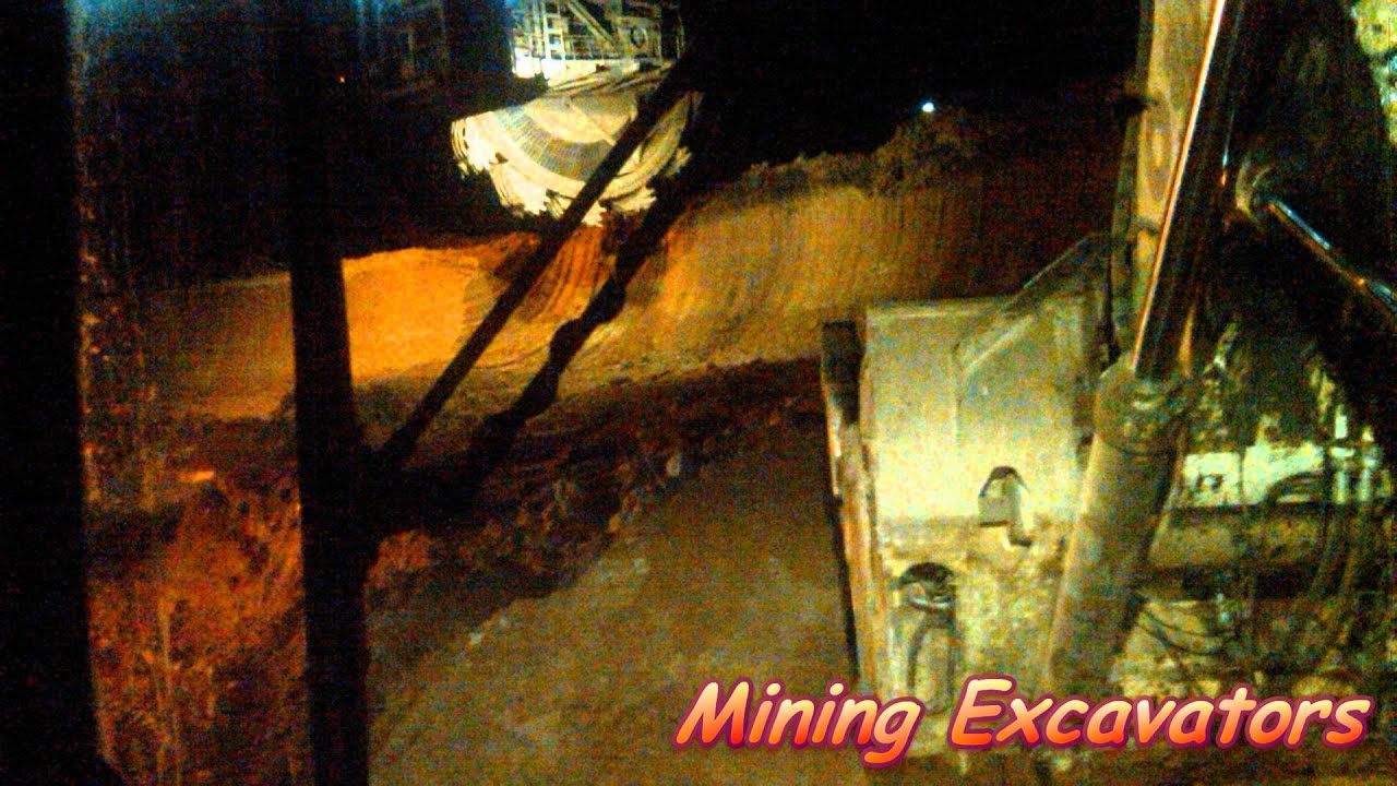 mining and constructions landscapes