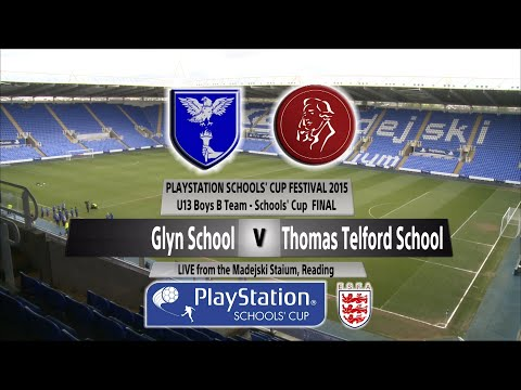 Full Match U13 B Team Glyn v  Thomas Telford