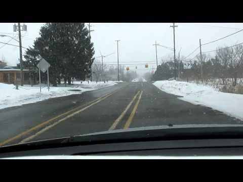 Driving with Scottman895: Commerce Township, MI to Waterford, MI