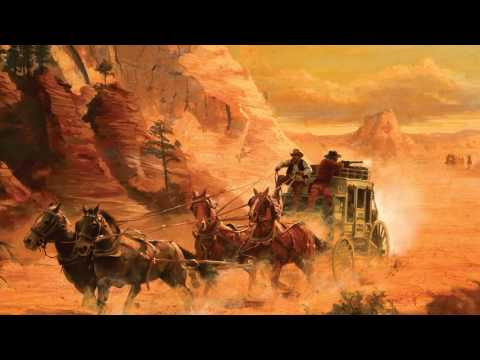 Wild west - instrumental music collection