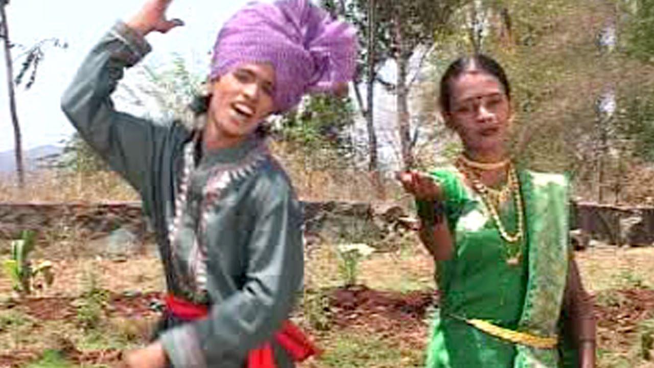 Super Hit Marathi Lok Geet | Doiwar Paradi Gheshil Ka By Chandan Kamble |  Marathi Dance