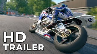 Best Game Trailers: TT Isle of Man - Ride on the Edge HD Trailer