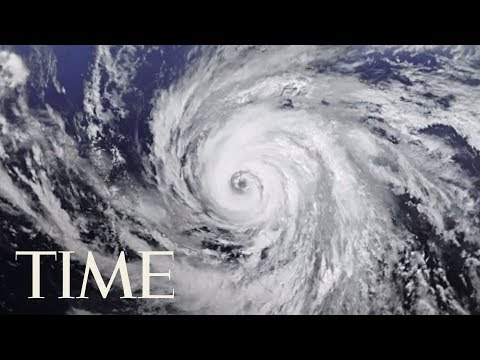 Hurricane Jose Now Categorized As Category 4, Could Hit Caribbean Right After Irma | TIME