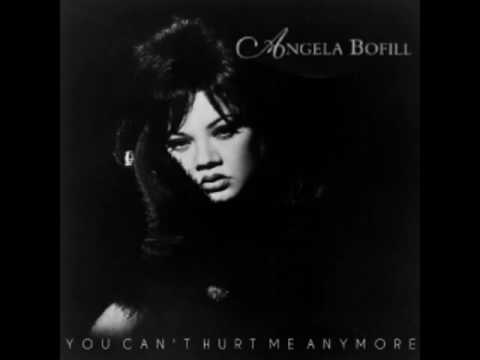 You Cant Hurt Me Anymore Angela Bofill Youtube