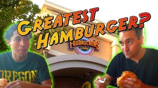 "Fuddruckers: ""world's Greatest Hamburgers""? - Review"