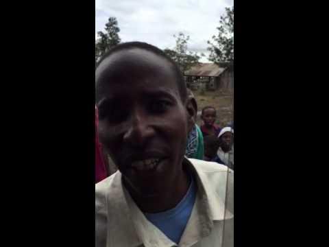 My Masai Name.  Loshipae