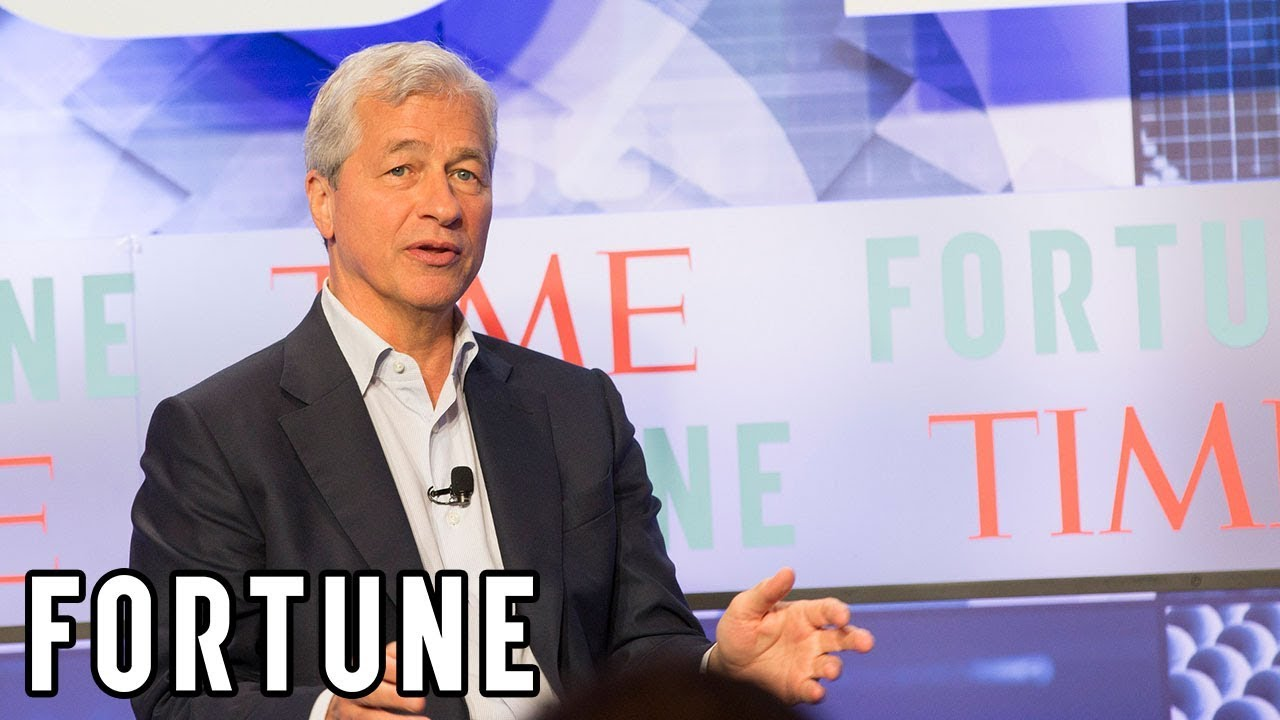 Watch the Full Interview With Jamie Dimon, CEO of JPMorgan Chase | CEO  Initiative 2017