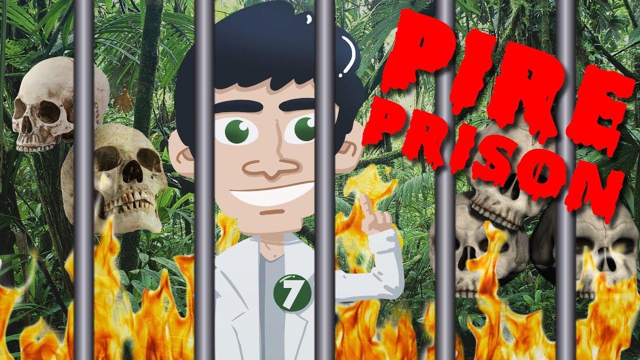 La PIRE prison de FRANCE - le Bagne