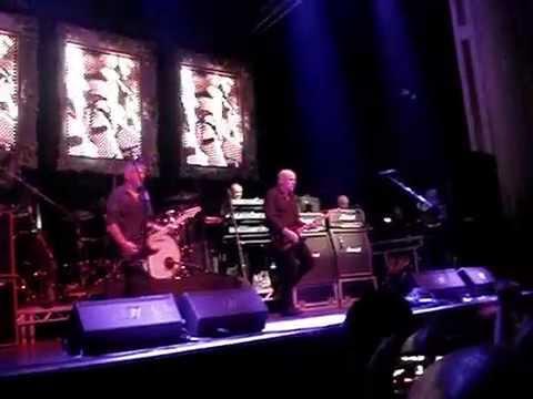 Nice 'N' Sleazy - The Stranglers Live Glasgow O2 Carling Academy (28/2/14)