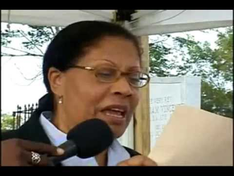 GOVERNOR-GENERAL Dame Louise Lake-Tack cares for the most vulnerable of Antigua and Barbuda