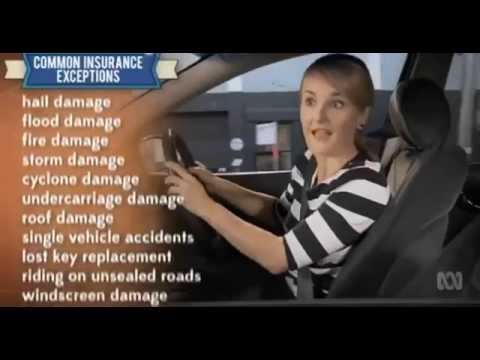 How to Save on Car Rental Excess Insurance | ABC The Checkout
