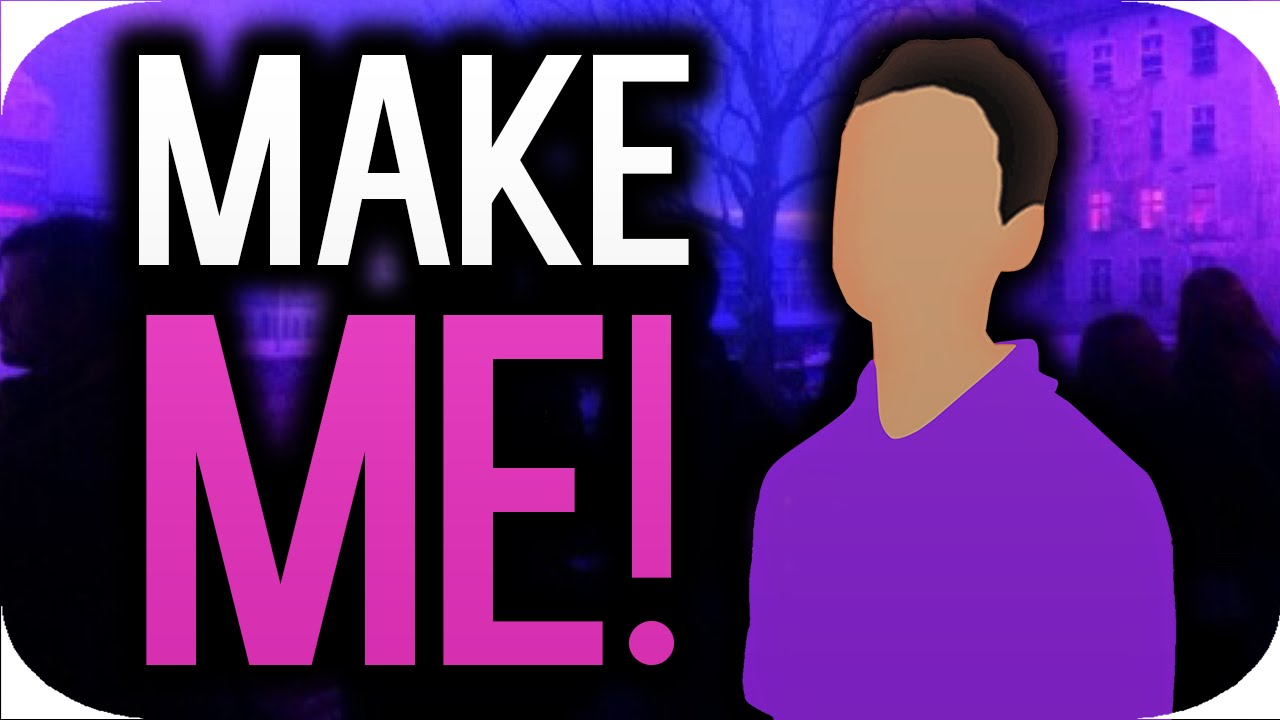 How To Make A Cartoon Profile Picture For YouTube With ...