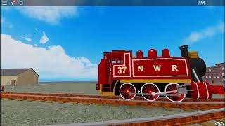 roblox thomas and friends the cool beans railway part 1