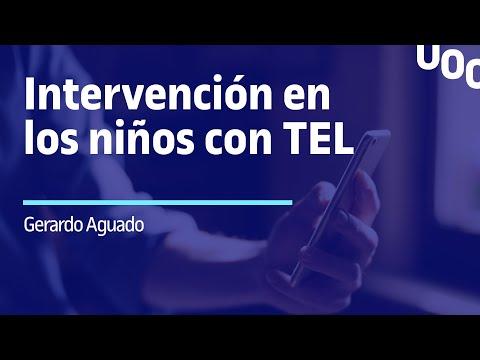 Intervención en los niños con TEL_Gerardo Aguado