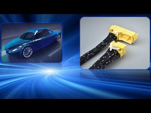 MX67A Series High Pin Count Automotive Connectors for Airbag ECU's Has Been Developed