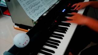 Akane Sasu-Natsume Yuujinchou GO ED [Piano + sheet].mp3