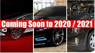 18 BEST UPCOMING CARS AND SUV IN 2020 AND 2021