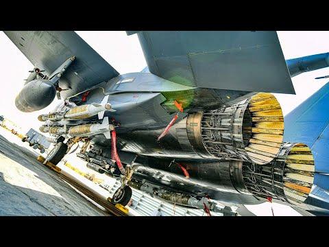 Feared Worldwide (July 28) American F-15 Easily Kills Russia's New Su-57 Stealth in 1 Battle