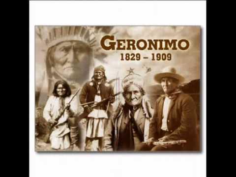 Geronimo   1963 - Cover Diego Garcia