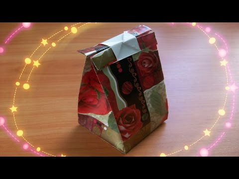 how-to-make-a-gift-bag|-easy-paper-crafts-for-kids-and-adults.-origami-package