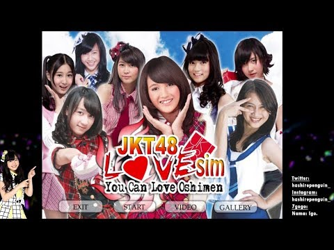 JKT48 LOVE Simulator [Fan Game] | JKT48 Related Games