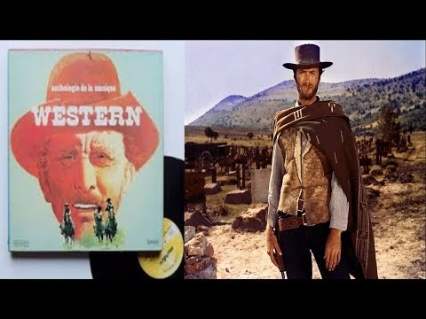 Anthologie de la musique western Soundtrack [Full Vinyl]