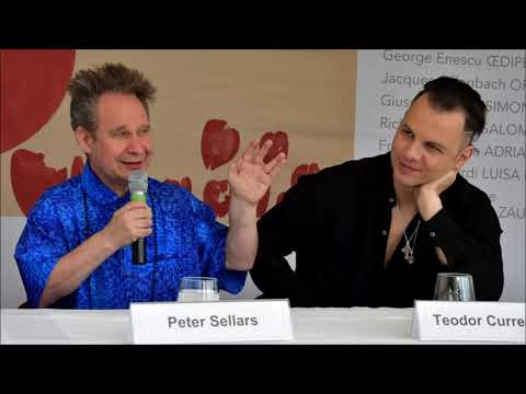 Teodor Currentzis and Peter Sellars | Salzburg Festival | TerraceTalk
