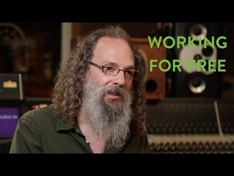 Working for free 2 - Andrew Scheps