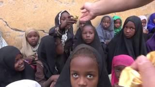 İHH Afrika da 850 bin kişiye ulaştı