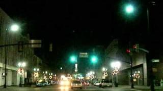 Shreveport, Louisiana - Texas Street Bridge (Neon Bridge)