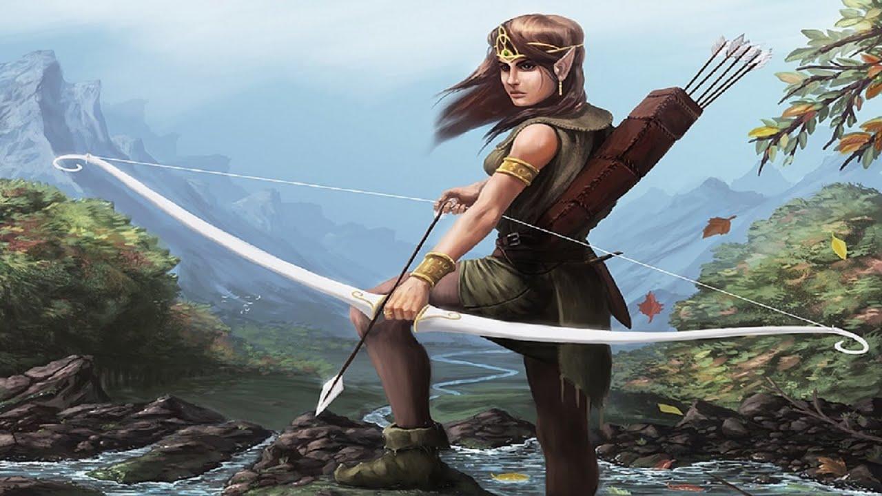 27 best images about Fantasy Archers