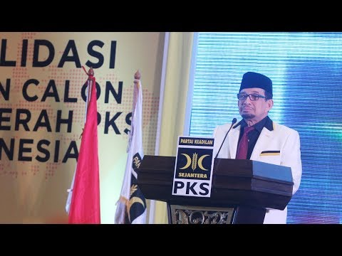PKS ngotot Posisi Cawapres Prabowo dari Hasil Ijtima GNPF Ulama
