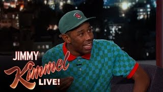 Tyler, The Creator Explains His App Golf Media