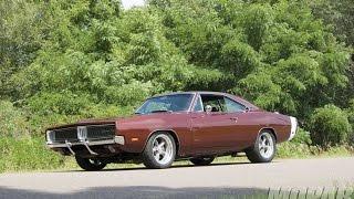 #8. Dodge Charger RT 1969 (RETROCAR)