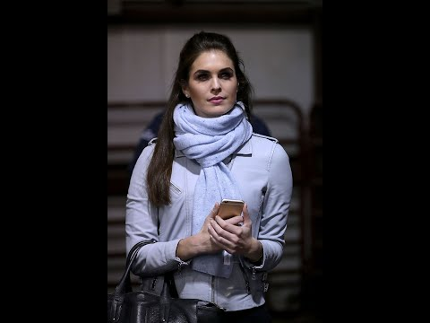 Hope Hicks history, age, salary, photos: Trump communications director