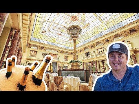 Отель Метрополь, Москва - один из первых 5* отелей России