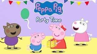 Peppa Pig: Party Time - Official Animated App (Entertainment One) - Best App For Kids