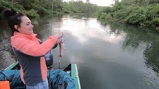 Рыбалка на Камчатке летом.  Девчата отрываются
