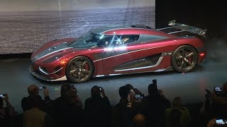 The Koenigsegg Agera RS: World's Fastest Production Car thumbnail